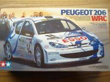 Tamiya Peugeot Automotive Model Building Toys