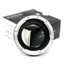Fotodiox Lens Mount Adapter EOS to Leica M