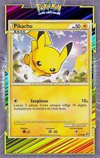 🌈Pikachu - HS04:Indomptable - 61/90 - Carte Pokemon Neuve Française