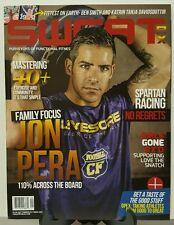 Sweat RX Jon Pera Family Focus Spartan Racing Opex Sep Oct 2015 FREE SHIPPING JB