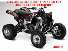 Invision DECORO KIT ATV CAN-AM Renegade, ds250, ds450, ds650 GRAPHIC KIT Joker B