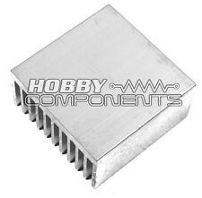 Composants Hobby Ltd 40 x 40 x 20mm aluminium dissipateur de chaleur