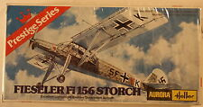 Germany Fieseler Fi 156 Storch 1/72 Airplane Model Kit