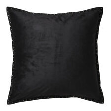 Private Collection Preston Black European Pillowcase