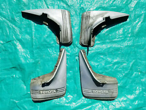 OEM 1985 Toyota Cressida Mud Flap Set