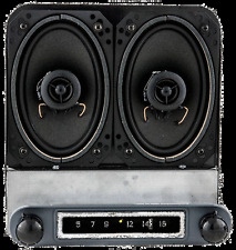 1954-55 Chevy Truck AM/FM/Stereo Radio with speakers
