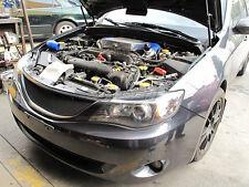 CXRacing Top Mount Intercooler Kit For 07-11 Subaru Impreza WRX None STI Blue
