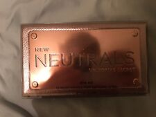Victoria's Secret New Neutrals Eye Kit - Natural Brown Black Eyeshadow Palette