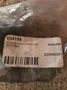 654104 - Joint de manchon d'échappement CENTAURO 35X42.5X23mm