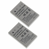 2PCS CAMERA Battery 3.7V 1100mAh FOR Nikon EN-EL5 CP1 Battery Pack
