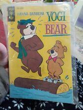 Yogi Bear July  1970 Hanna-Barbera edcomic1
