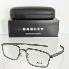Brand New Authentic Oakley Eyeglasses OX3235 0252 Spindle Titanium 52mm 3235
