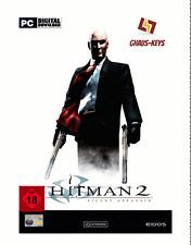 Hitman 2 Silent Assassin Steam Pc Game Key Download Code Global [Blitzversand]