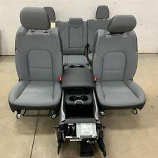 RAM 1500 Front & Rear Seat Set w/ Floor Console & Radio 2187386