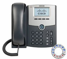 Cisco cp-521g Unified IP Phone Telefono-IVA Incl. & GARANZIA-NO STAND