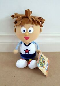 Nickelodeon Jr. Tickety Toc – Tommy 20cm Plush Soft Toy New With Tags