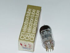 CEI (Germany) E88CC 6922 Gold Pin LOW MICROPHONIC VALVE TUBE