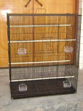 New Large Bird Cockatiel Sugar Glider Finch Parakeet Flight Breeder Cage 120