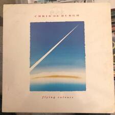 CHRIS DE BURGH Flying Colours Vinyl 1978 LP