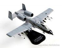 1/100 A-10A THUNDERBOLT II FLYING YANKEES USA AVION PLANE DIECAST ITALERI