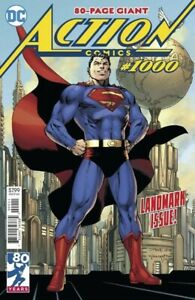 Action Comics #1000 NM/MT Covers B - I Superman's 80 years - U Pick - Special #1