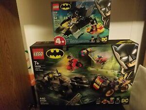 Batman Lego  sets #76159 and 76158