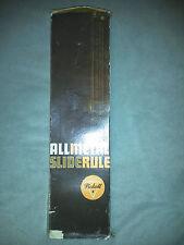 Pickett Metal 1960 10-inch Slide Rule - Model N902ES
