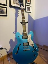 Epiphone Supernova Noel Gallagher Manchester City Special Edition