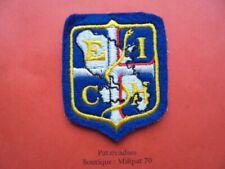 Patch Tissu Militaire . E I C H . Martinique