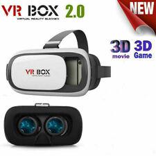 VR Box 2.0 Google Cardboard Virtual Reality 3D Glasses 2nd Gen Headset iPhone US