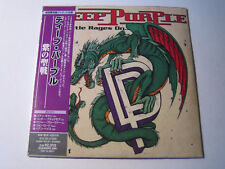 "DEEP PURPLE ""The Battle Rages On""  Japan mini LP CD"
