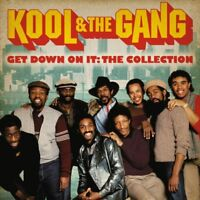 Kool & and the Gang Get Down on It ~ NEW CD ~ Greatest Hits Collection ~ Best Of