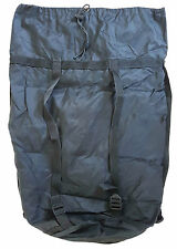 US ARMY ISSUE SLEEPING BAG COMPRESSION SACK, XL, 6 Strap, camping