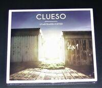 Clueso Stadtrandlichter CD Dans Digipak Rapide Expédition Neuf & Ovp