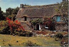 CPM - Bretonische Ferienhaus treppe außen