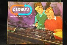 Lionel Train Catalog - 1966 CONSUMER  TOY Original Catalog   MINT