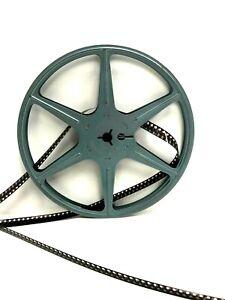 """Turquoise Scherer 5"""" EZ-GRIP 8mm Metal Film Reel"""