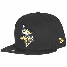 New Era 59Fifty Fitted Cap - Minnesota Vikings schwarz