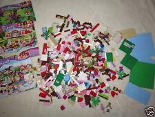 Huge Lot of Lego Friends building sets - over 1250 pcs - #3061, 3065, 41008