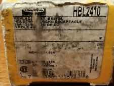 NOS - Hubbell HBL2410 20A 125/250V Twist- Lock Receptacle FREE SHIPPING