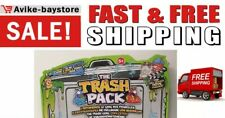 NEW Garbage The Trash Pack Gang 6 Toys Best Gift Limited Edition for Boys Kids