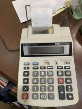 Canon P23-Dh Ii Printing Calculator Fully Tested Works Perfectly