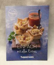 """Tupperware - Kochbuch """"Einfach mit allen Extras"""" E94"""