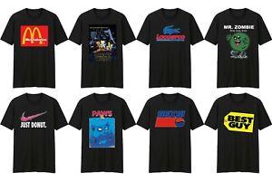 PARODY Men Unisex Funny T Shirt Novelty Joke Brand TShirt Rude Gift Dad Birthday