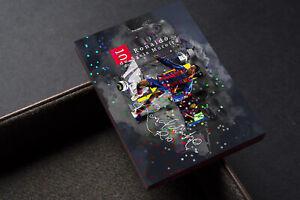 Ronaldinho Barcelona FC Prism Unbranded Soccer Card with 3D AR function