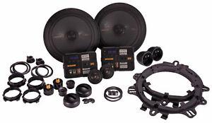 "Kicker 47KSS6704 6.75"" 125 Watt Car Audio Component Speakers Pair KSS670"