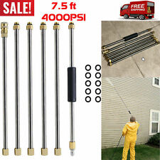 Pressure Washer Extension Wand 90 Inch Power Washer Lance 4000PSI