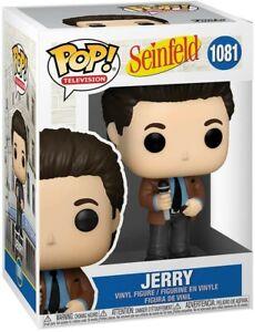 Funko - POP TV: Seinfeld- Jerry doing Standup Brand New In Box