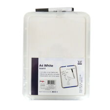 A4 Whiteboard With Pen - Size 285mm x 215mm, Mounting Options Included