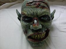 LOST ZOMBIE HEAD STATUE DESIGN TOSCANO Halloween Scary FAST SHIP